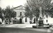 """83 Var CPSM FRANCE 83 """" Trans, L'Hôtel de Ville"""""""