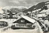 """74 Haute Savoie CPSM FRANCE 74 """"Les Gets, Vue générale et Pointe des Nanteaux"""""""