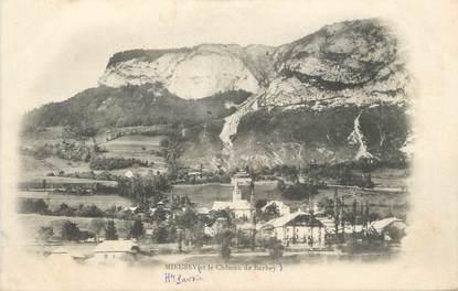 """CPA FRANCE 74 """" Mieussy, Le Château de Barbey"""""""