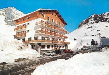 "CPSM FRANCE 74 "" Le Grand Bornand, Le Chinaillon, Hôtel Restaurant Le Cortina"""