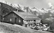 """74 Haute Savoie CPSM FRANCE 74 """" Manigod, Chalet Hôtel de la Croix Fry"""""""