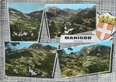 """74 Haute Savoie CPSM FRANCE 74 """" Manigod, Vues"""""""