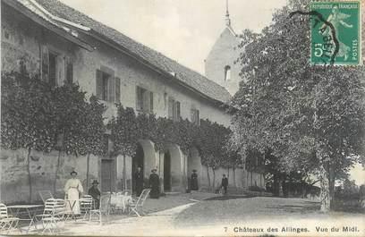 """CPA FRANCE 74 """" Les Allinges, Vue du Midi"""""""