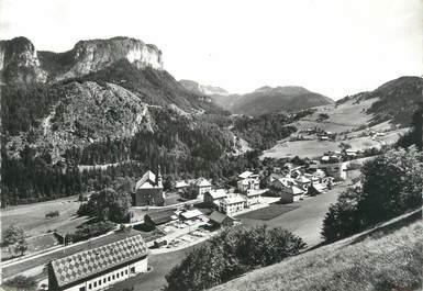 """CPSM FRANCE 74 """" Bellevaux, Vue générale"""""""