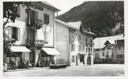 """74 Haute Savoie CPSM FRANCE 74 """"Lullin, Place de l'église"""""""