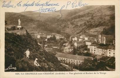 "CPA FRANCE 07 ""La Chapelle sous Chanéac"""