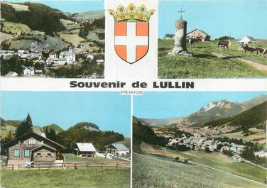 """CPSM FRANCE 74 """"Lullin, Vues"""""""