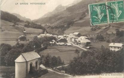 """CPA FRANCE 74 """" Le Reposoir, Col de la Colombière"""""""