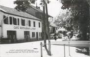 """74 Haute Savoie CPSM FRANCE 74 """" Anthy, Café Restaurant du Port"""""""