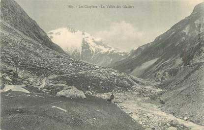 """CPA FRANCE 73 """" Les Chapieux, La Vallée des Glaciers"""""""