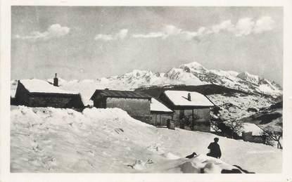 """CPSM FRANCE 73 """" Montvalezan, Vue sur le Mont Pourri"""""""