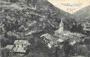 """73 Savoie CPA FRANCE 73 """" Ste Foy, Vue générale et Villaroger"""""""