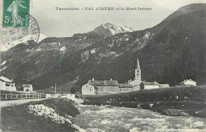 """CPA FRANCE 73 """" Val d'Isère, Le Mont Iseran"""""""
