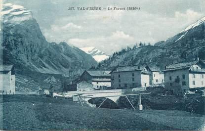 """CPA FRANCE 73 """" Val d'Isère, Le Fornet"""""""