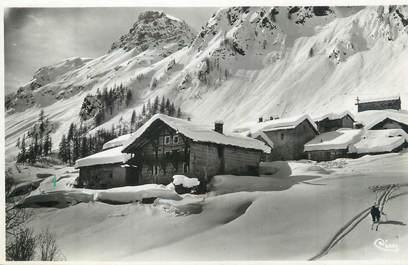 """CPSM FRANCE 73 """" Val d'Isère, Le Joseray et a Pointe du Charvet"""""""