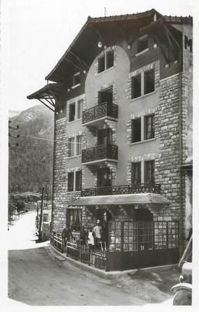 """CPSM FRANCE 73 """" Tignes, L'Hôtel du Mont Pourri"""""""