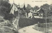 """73 Savoie CPA FRANCE 73 """" Brides les Bains, Les villas"""""""