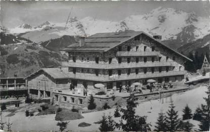 """CPSM FRANCE 73 """" Courchevel, Hôtel des Grandes Alpes ''"""