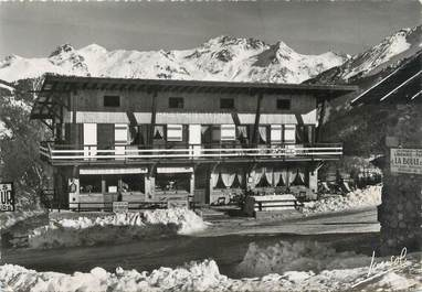 "CPSM FRANCE 73 "" Courchevel, Chalet Hôtel de Chanrossa"""