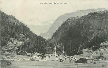 """CPA FRANCE 73 """" Les Brevières"""""""
