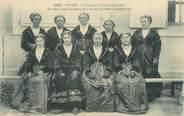 """73 Savoie CPA FRANCE 73 """" Bourg St Maurice, Costumes de la Haute Tarentaise"""" / FOLKLORE"""
