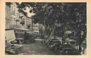 """83 Var CPA FRANCE 83 """" Brignoles, La Place Caramy"""""""