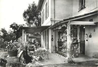 """CPSM FRANCE 06 """" St Jean Cap Ferrat, Pension Restaurant Bagatelle Avenue Honoré Sauvan"""""""