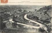 """12 Aveyron CPA FRANCE 12 """" Villefranche de Rouergue, Le contour de la Route de Rieupeyroux"""""""