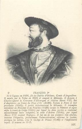"CPA FRANCE 16 "" Cognac, François 1er"""