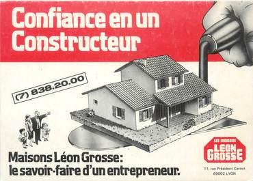 cpsm france 69 lyon maisons l on grosse publicite 69 rh ne lyon 69 ref 184893. Black Bedroom Furniture Sets. Home Design Ideas