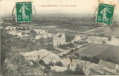 """CPA FRANCE 07 """"Guilherand, vue panoramique"""""""