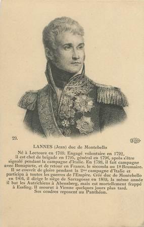 "CPA FRANCE 32 "" Lectoure, Jean Lannes"""