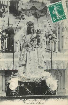"""/ CPA FRANCE 23 """"Evaux"""" / VIERGE"""