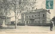 """69 RhÔne CPA FRANCE 69 """"St Georges de Reneins, Mairie , Postes et Télégraphes"""""""