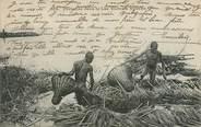 """Afrique CPA AFRIQUE """"Pêcheurs dans le Lac Victoria Nyanza"""""""