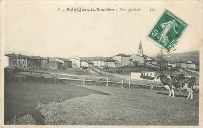 """CPA FRANCE 69 """" St Jean La Bussière, Vue générale"""""""