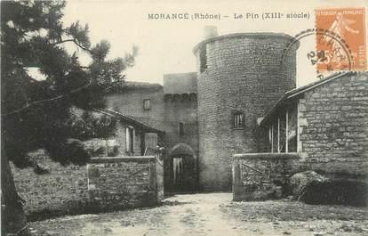 "CPA FRANCE 69 ""Morancé, Le pin"""