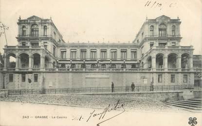"""CPA FRANCE 06 """"Grasse, Le Casino"""""""