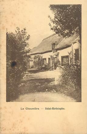 """CPA FRANCE 28 """"Chateaudun, la Maîtrise de Saint Christophe, Messe de Jeanne d'Arc, 1928, la Chaumière  """""""