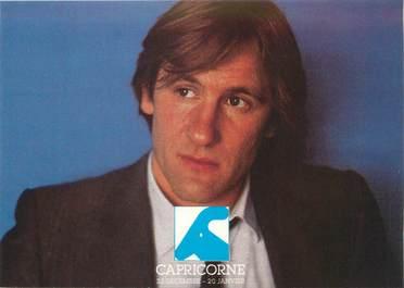 "CPSM ARTISTES "" Gérard Depardieu"""