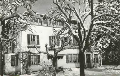 """/ CPSM FRANCE 74 """"Saint Gervais les Bains, maison de repos les Marguerites"""""""