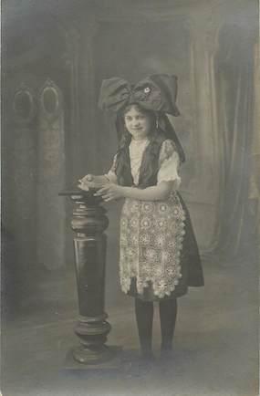 "CARTE PHOTO  FRANCE 67   "" Folklore"" /  ALSACE"