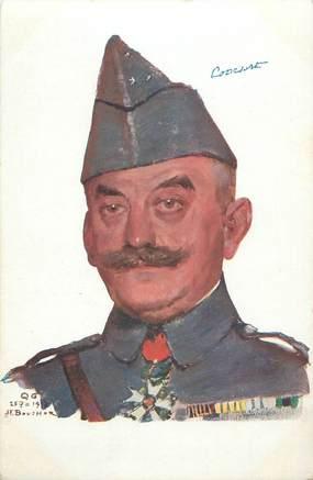 """CPA MILITAIRE """" Général Corvisart"""""""