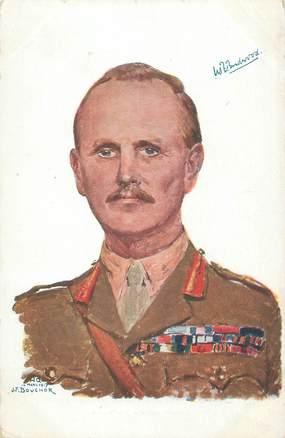 """CPA MILITAIRE """" Général Sir W.R. Birdwood"""""""
