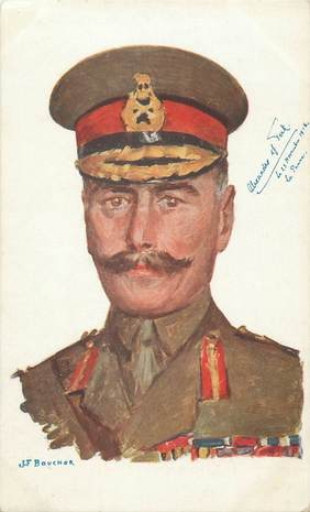 "CPA MILITAIRE "" Brigadier Général Prince Alexander"""