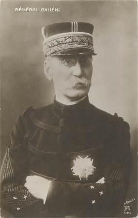 "CPA MILITAIRE "" Général Galiéni"""