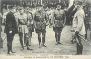 """Militaire CPA MILITAIRE """" Les Maréchaux et généraux"""""""