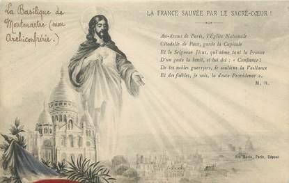 "CPA RELIGION "" La Basilique de Montmartre'"