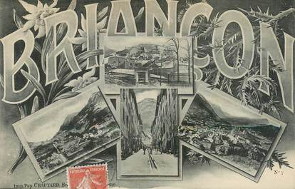 "CPA FRANCE 05 ""Briançon"""