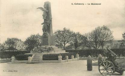 "CPA FRANCE 14 ""Cabourg, le Monument"""